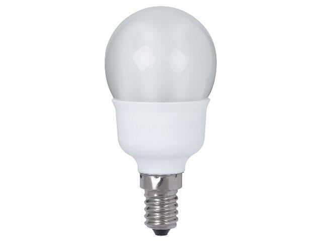 xŚwietlówka energooszczędna gruszkowa 5W E14 extra ciepła barwa Paulmann