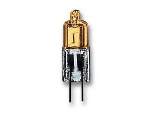 xŻarówka halogenowa 12V złota, G4, 10W Paulmann