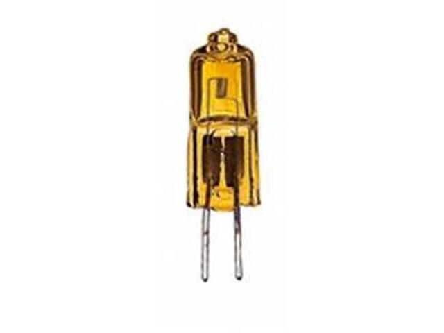xŻarówka halogenowa 12V złota, G4, 20W Paulmann