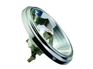 xŻarówka halogenowa QR111 reflektorowa, srebrna, G53, 50W Paulmann