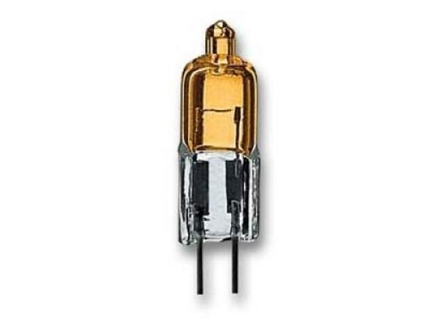 xŻarówka halogenowa 12V ze skrętką poz., złota G4, 5W Paulmann