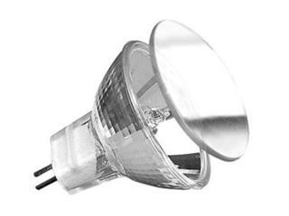 xŻarówka halogenowa TIP-ECO 12V, srebrna, GU4, fi 35mm, 35W Paulmann