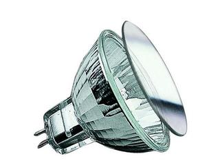 xŻarówka halogenowa TIP-ECO 12V, srebrny-mat, GU5,3, 4000h 35W Paulmann