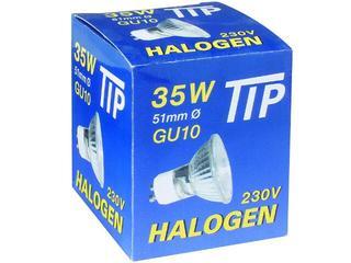 xŻarówka halogenowa TIP 230V, GU10, fi 51mm, 35W Paulmann