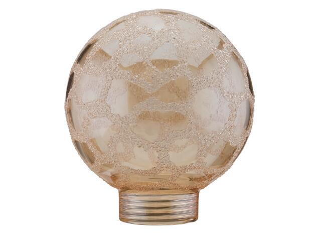 xŻarówka halogenowa klosz Globe 60 Krokoeis złoty Paulmann