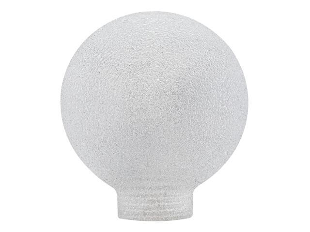 xŻarówka halogenowa klosz Globe 60 Eiskri stal Paulmann