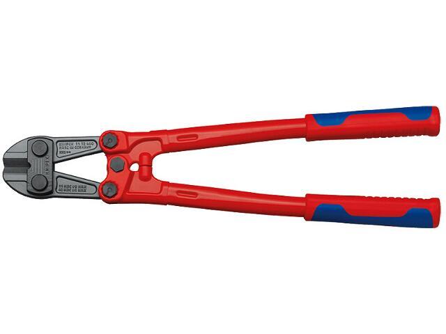 Nożyce budowlane do prętów 460mm 71 72 460 Knipex