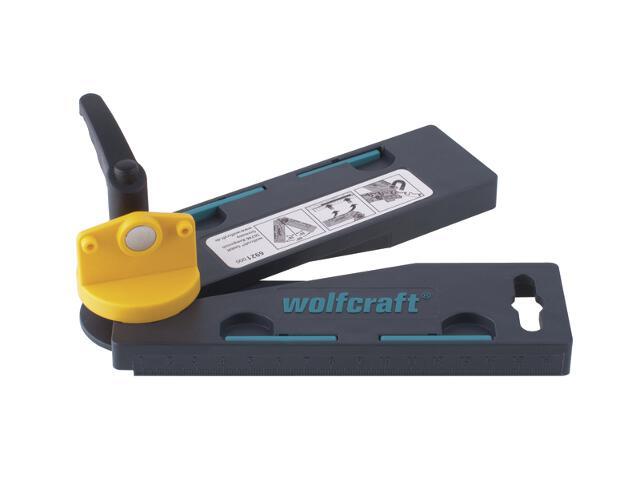 Kątownik budowlany z automatycznym podzielnikiem kąta WF6921000 Wolfcraft