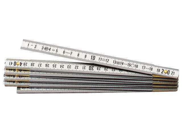Miara składana z duraluminium 1m 0-35-304 Stanley