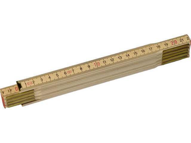 Miara składana drewniana 1m 0-35-454 Stanley