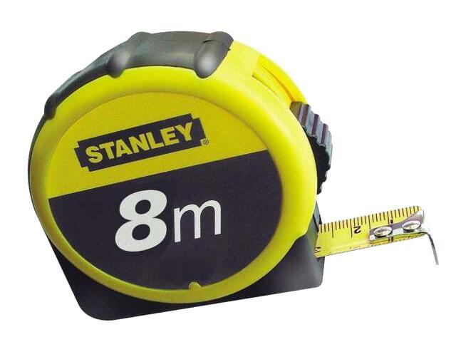 """Miara zwijana Tylon 8m/26"""" x 25mm obudowa z tworzywa 0-30-656 Stanley"""