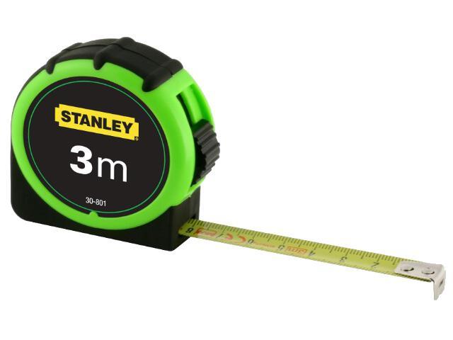 Miara zwijana High Visibility 3m x 13mm 0-30-801 Stanley