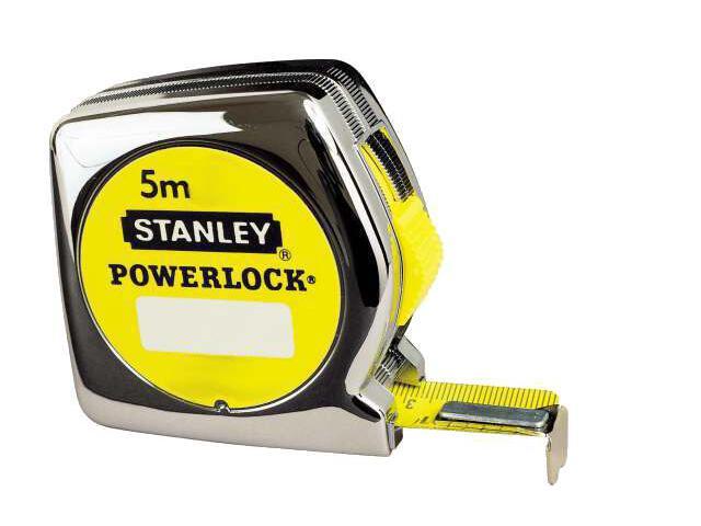 Miara zwijana miara stalowa micro powerlock 5m x 25mm ba 0-33-514 Stanley
