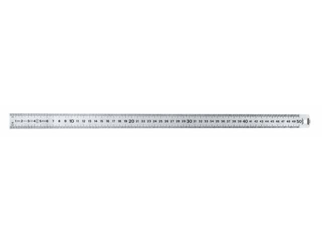 Przymiar stalowy giętki jednostronny 100cm ze stali nierdzewnej 1-35-558 Stanley