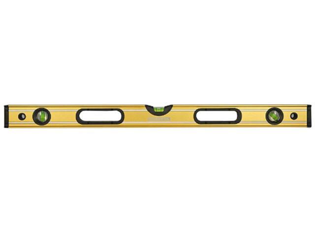 Poziomnica GOLD ze wskaźnikami pion/poziom z uchwytami i magnesami 80cm Sched-Pol