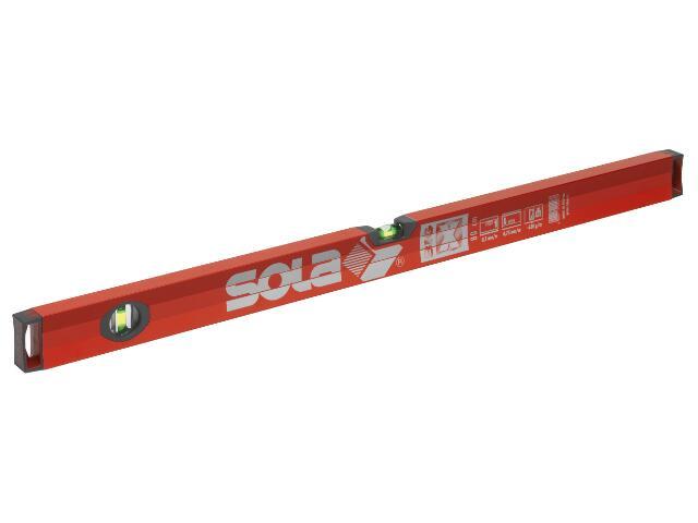Poziomnica aluminiowa BIG X 80cm 01371101 SOLA