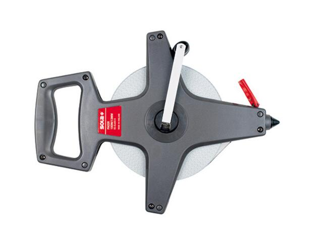 Taśma miernicza stalowa PACER PR 100m 50052901 SOLA