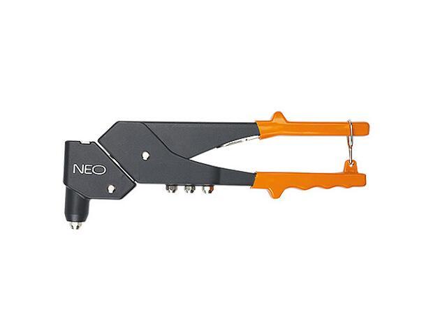 Nitownica ręczna wielopołożeniowa 280mm Neo