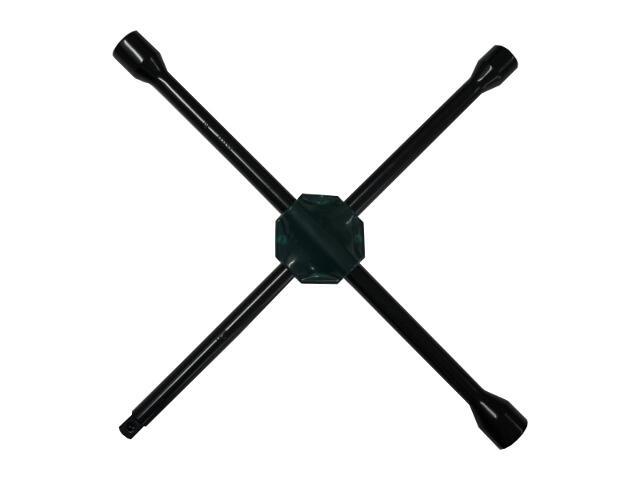 Klucz do kół krzyżak 17x19x21mm 8012 MJW