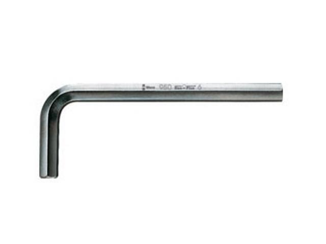 Klucz sześciokątny SW 4,0mm HEX-PLUS 950 Wera