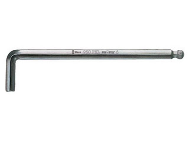 Klucz sześciokątny SW 5,0mm HEX-PLUS 950 PKL Wera