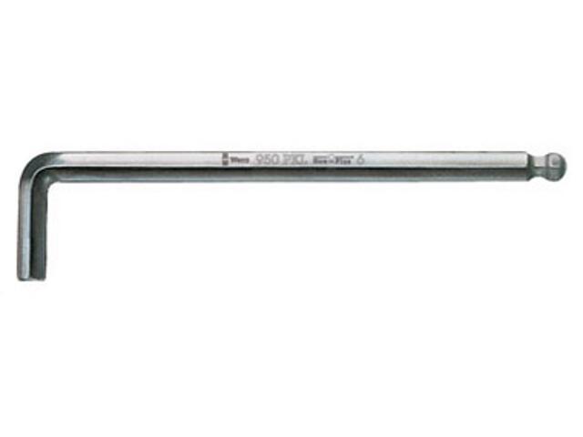 Klucz sześciokątny SW 8,0mm HEX-PLUS 950 PKL Wera
