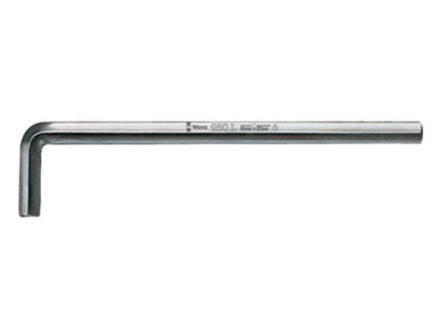 Klucz sześciokątny SW 1,5mm 950 L Wera