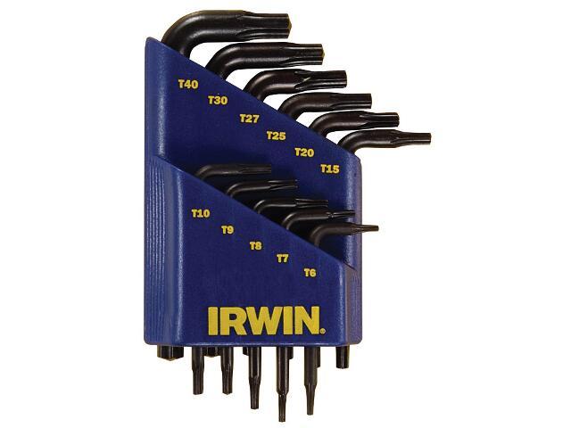 Klucz TORX zestaw 11 końcówek Irwin