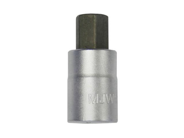 """Nasadka 1/2"""" typu HEX 7mm 1240407 MJW"""