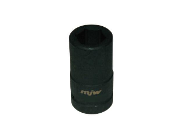"""Nasadka udarowa 1"""" sześciokątna długa 27mm 620027 MJW"""