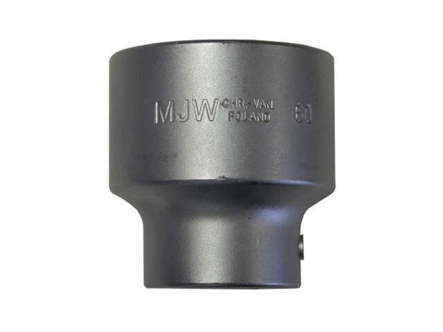 """Nasadka 1"""" dwunastokątna 70mm 610070 MJW"""