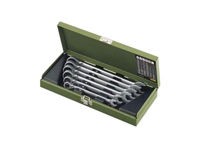 Zestaw kluczy płasko-oczkowy Combispeeder 6 części 10-19 mm 23124 PROXXON