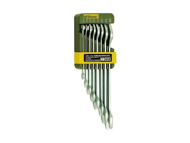 Zestaw kluczy płaskich 8 części 6-22mm 23800 PROXXON