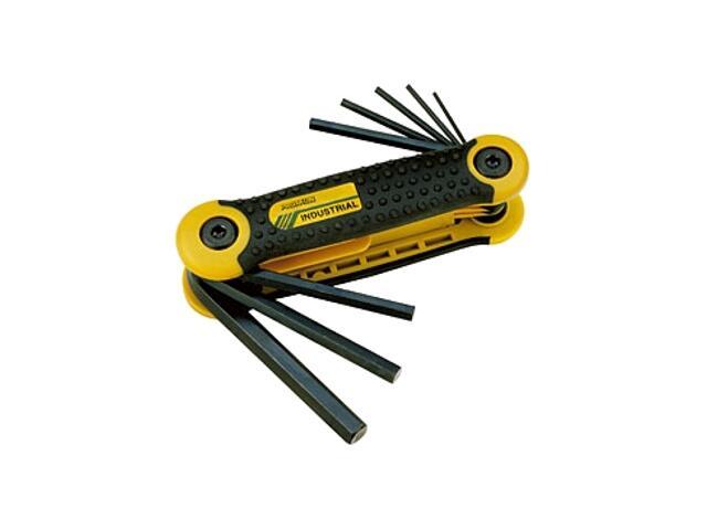 Zestaw kluczy sześciokątnych HEX 8części 1,5-8mm (scyzoryk) 23956 PROXXON