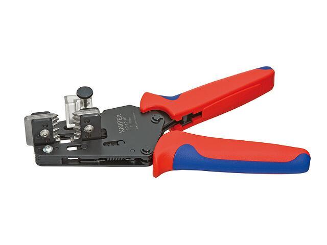 Automatyczny ściągacz izolacji DWK 180mm 12 12 10 Knipex