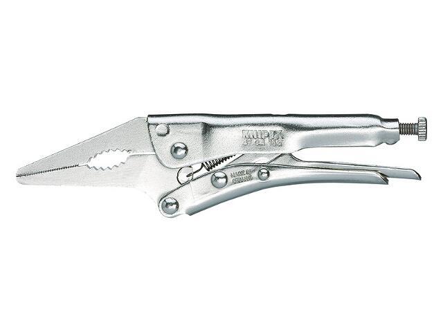 Szczypce zaciskowe długie szczęki 165mm 41 34 165 Knipex
