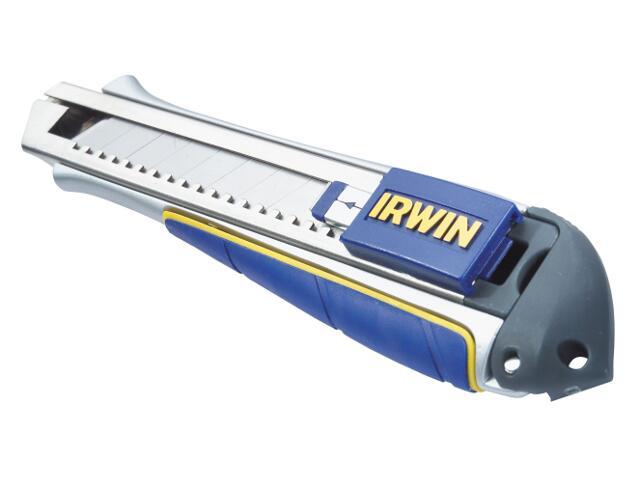 Nóż z ostrzami łamanymi ProTouch 25mm + 3 ostrza Irwin