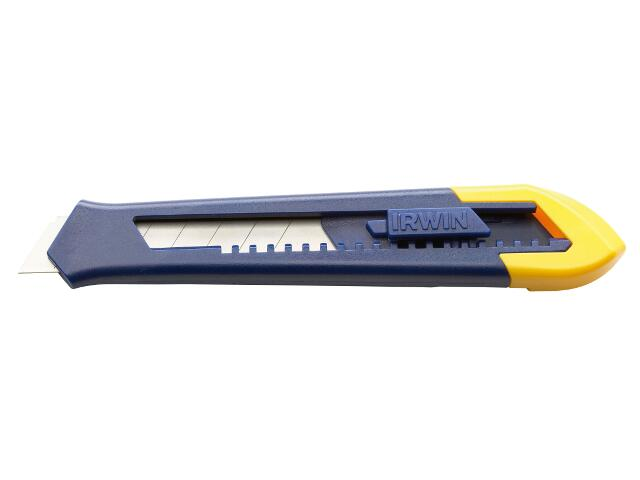 Nóż z ostrzami łamanymi ProEntry 18mm 24szt Irwin