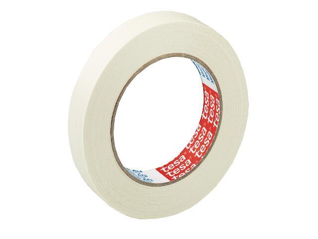 Taśma maskująca dla profesjonalistów 25mmx50m biała Tesa Tape
