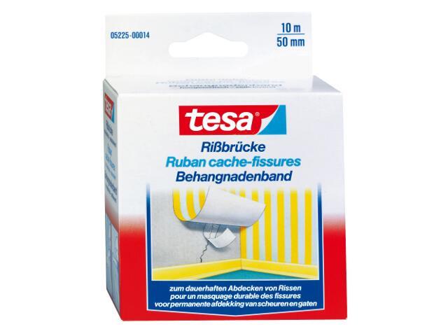 Taśma maskująca do pęknięć w ścianie 50mmx10m Tesa Tape