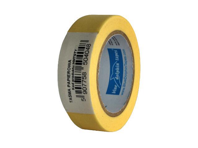 Taśma maskująca 25mmx25y Blue Dolphin Tapes