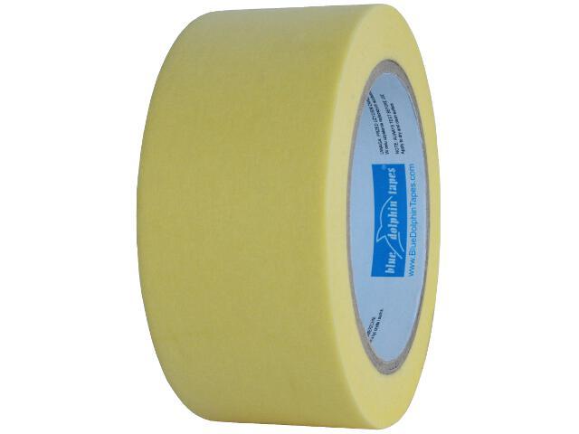 Taśma maskująca standard 48mmx25m Blue Dolphin Tapes