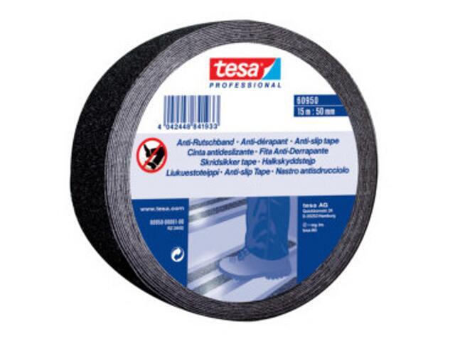 Taśma antypoślizgowa 50mmx15m czarna Tesa Tape