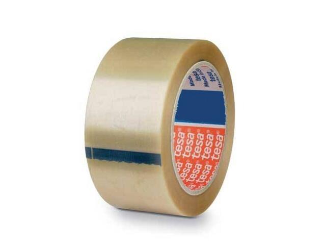 Taśma pakowa 48mmx66m przezroczysta Tesa Tape