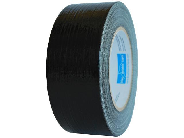 Taśma naprawcza Duct Tape czarna 48mmx25y Blue Dolphin Tapes