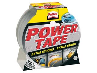 Taśma naprawcza Power Tape 50mmx10m srebrna Pattex