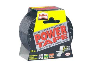 Taśma naprawcza Power Tape 50mmx10m czarna Pattex