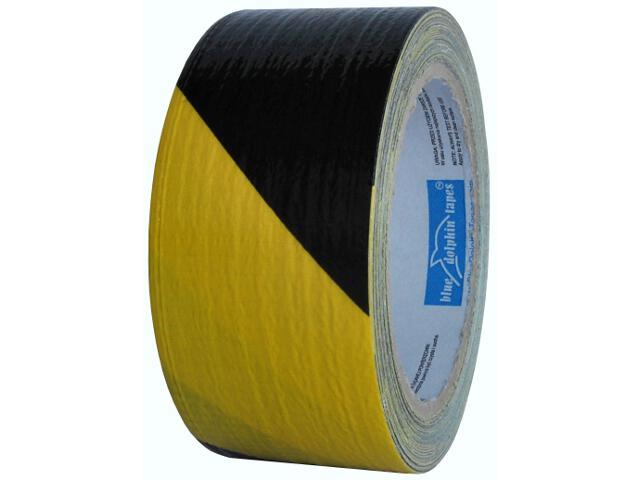 Taśma bezpieczeństwa Duct Tape 48mmx20m Blue Dolphin Tapes