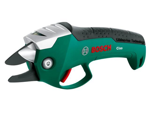Nożyce akumulatorowe ogrodowe CISO (4-pack) 3,6V, 600855021 Bosch