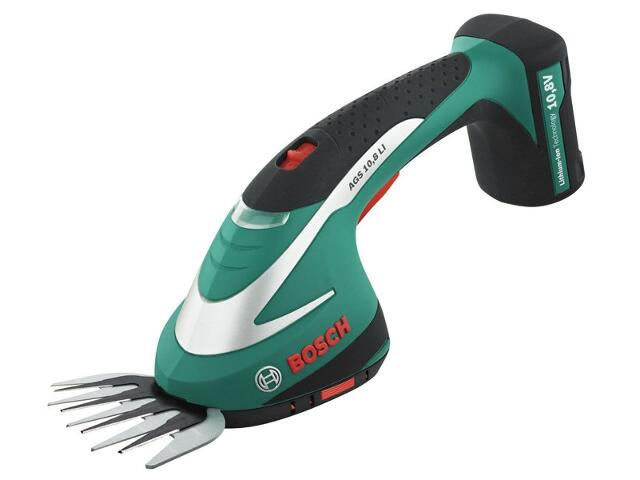 Nożyce akumulatorowe do trawy AGS 10,8 LI, 600856100 Bosch